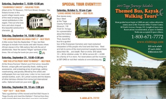 Tioga County Tourism Office