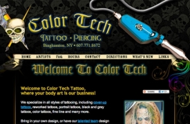 Color Tech Tattoo
