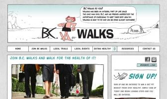 BC Walks