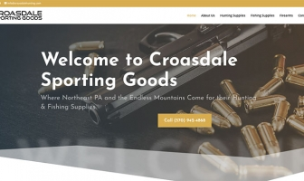 Croasdale Sporting Goods inc