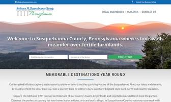 Susquehanna County Tourism
