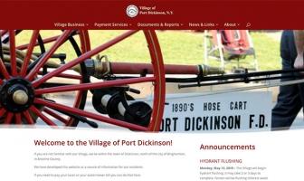 Village of Port Dickinson
